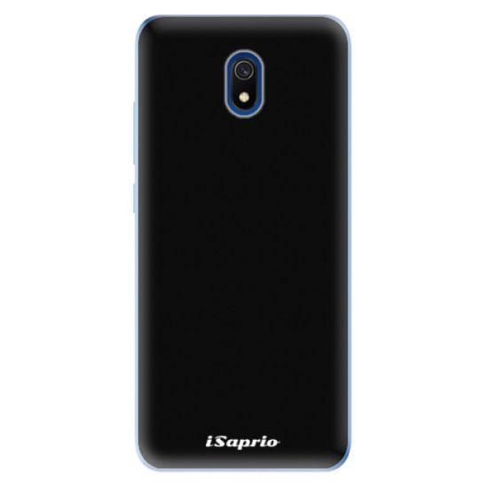 iSaprio Silikónové puzdro - 4Pure - black pre Xiaomi Redmi 8A