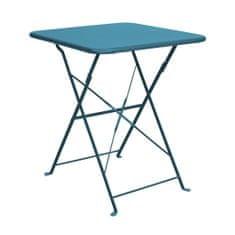 Butlers Skládací stůl - sv. modrá