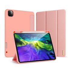 Dux Ducis Domo tablet tok iPad Pro 11'' 2020 / iPad Pro 11'' 2018, rózsaszín