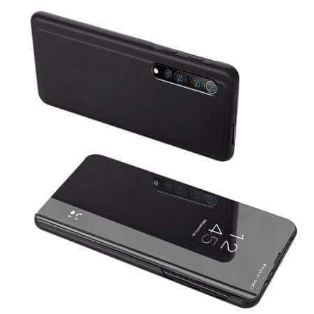 MG Clear View könyv tok Xiaomi Mi 10 Pro / Xiaomi Mi 10, fekete