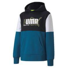 Puma Alpha Hoodie FL B pulover za dječake