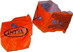 Intex Oranžové rukávky