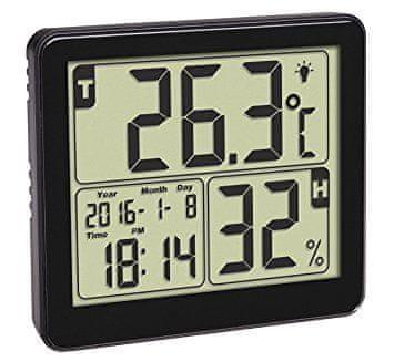 TFA 30.5042.01 digitális hőmérő higrométerrel