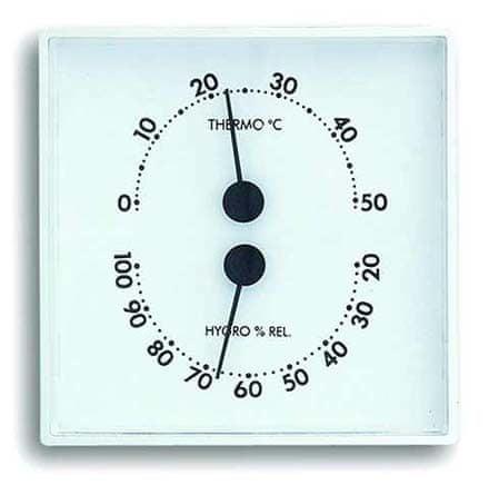 TFA 45.2010.02 hő-higrométer