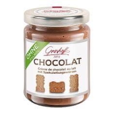 Grashoff Mliečny čokoládový krém so sušienkami SPEKULATIUS, 250g