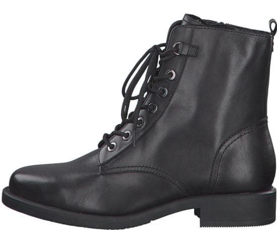 s.Oliver dámská kotníčková obuv 25121 36 černá