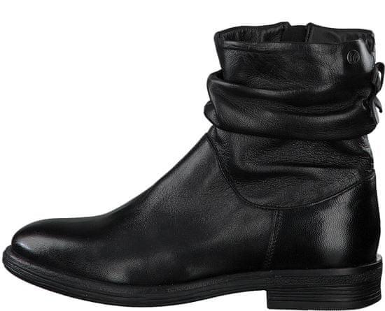 s.Oliver dámská kotníčková obuv 25357 36 černá