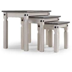 Klubska miza Maks, 3-delna