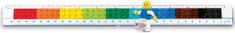 LEGO Pravítko s minifigurkou, 30 cm