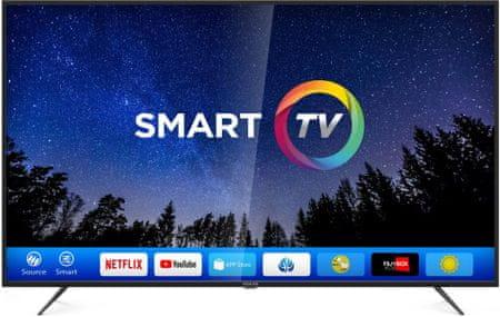SENCOR Telewizor SLE 65US600TCSB