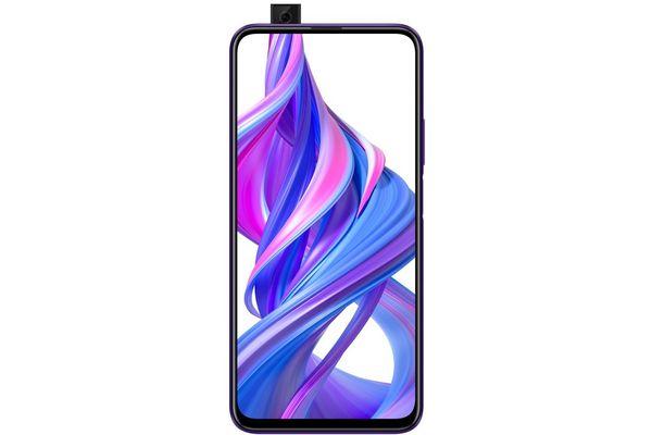 štýlový mobilný telefón honor 9x pre 256 gb 6 gb ram 48 mpx fotoaparát 8 mpx 2 mpx 16 mpx predný fotoaparát 4000 mah LTE 3g wifi Bluetooth 5.0 android hdr režim kamery vloženie až 512 gb microsd karty