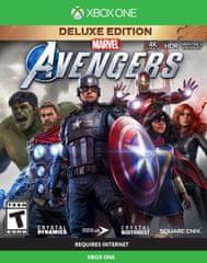Square Enix Marvel's Avengers - Deluxe Edition igra (Xbox One)