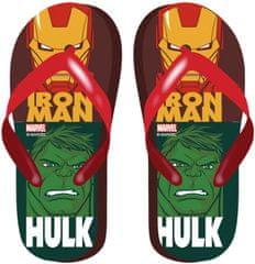 Disney fiú flip-flop papucs Avengers AV13049