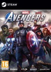Square Enix Marvel's Avengers igra (PC)