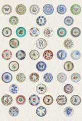 MATTHEW WILLIAMSON Tapeta CERAMICA 02 z kolekcie Belvoir