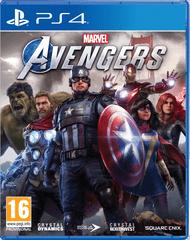 Square Enix Marvel's Avengers igra (PS4)