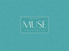 """SHKOLYARYK Skicák, náčrtník """"Aquarelle Muse"""", akvarelový, A5+, 300 g, 15 listů"""