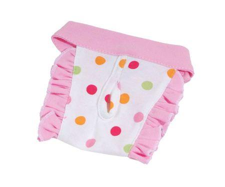 Kraftika Kutya bugyi dotty ( stock clearance) - világos rózsaszín
