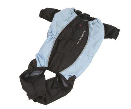 Kraftika Ogólnie kurtka przeciwdeszczowa ogromny - niebieski 70