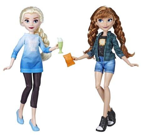 Disney lalki Elsa i Anna - Kraina Lodu