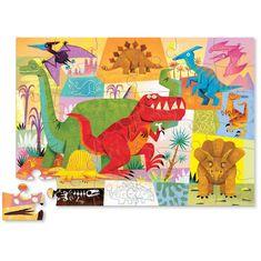 Crocodile Creek Puzzle Dinosaurus 36 ks