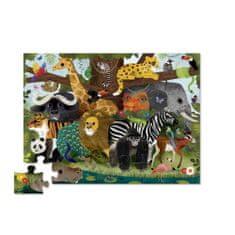 Crocodile Creek Puzzle Džungľa 36ks