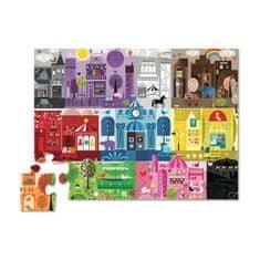 Crocodile Creek Puzzle Mesto - učíme sa farby 24ks