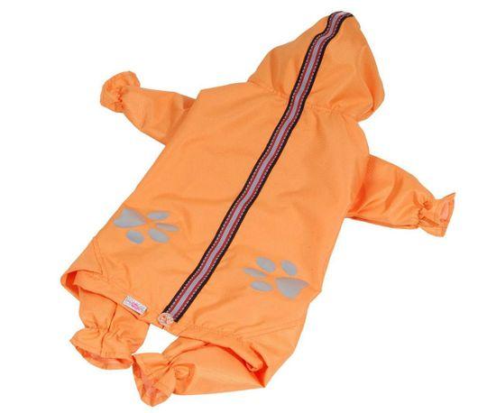 Kraftika Kombinéza lehká šusťáková reflex - oranžová (doprodej