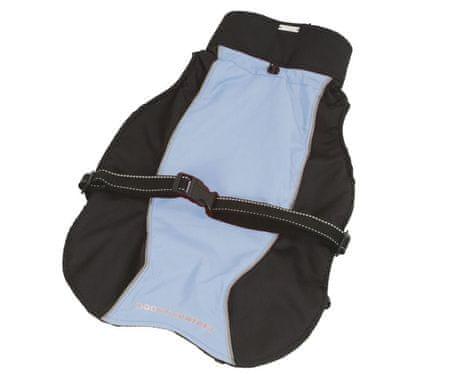 Kraftika Esőkabát kutyus comfort-kék 32 (l), esőkabát