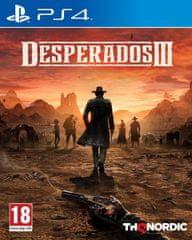 Sony Desperados III (PS4)
