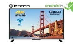 Manta 4K UHD 43LUA120D LED televizor, Smart, Android