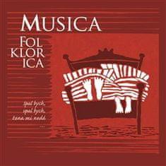 Musica Folklorica: Spal bych, spal bych, žena mi nedá