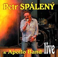 Petr Spálený: Petr Spálený & Apollo Band live