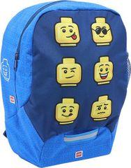 LEGO Faces Blue - batoh do škôlky
