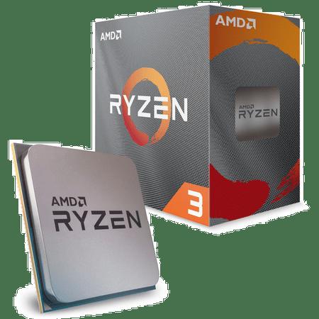 AMD Ryzen 3 3100 BOX procesor, Wraith Stealth