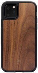 WOODCESSORIES Bumper Case Walnut/Black TPU Softcase - iPhone 11 eco314