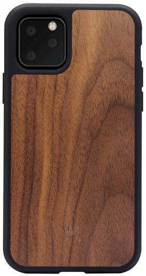 WOODCESSORIES Bumper Case Walnut/Black TPU Softcase - iPhone 11 Pro Max eco315