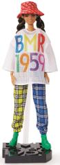 Mattel Barbie BMR1959 Barbie piros kalappal