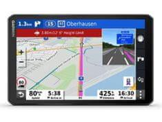 Garmin dezl LGV800 MT-D navigacijska naprava