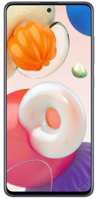 Samsung Galaxy A51, Super AMOLED Infinity-O bezramkowy wyświetlacz, duży, Full HD+, wysoka rozdzielczość wyświetlacza.