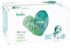 Pampers chusteczki nawilżane 9 x 48 szt Aqua Pure