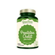 GreenFood Prostatox Chelát pre mužov 60kapsúl