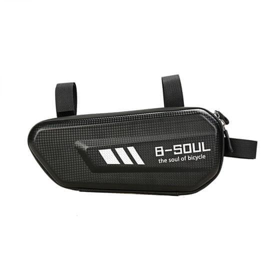 B-SOUL Bicycle cyklistická taška pod sedadlo 1.5 L, čierna