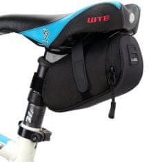 B-SOUL Bicycle cyklistická taška pod sedadlo 0.6 L, čierna