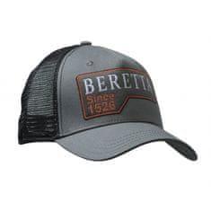 Beretta Kšiltovka Victory Corporate - šedá, Berreta
