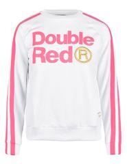 Double Red DR 11147, DR 11139, DR 11150, DR 11145 Mikina FABULOUS, více barev - dámská, Double Red Barva: Light Grey, Velikost: XL
