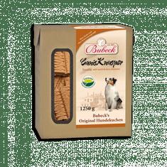 Hájek Pet Food Psí suchary Bubeck Canis Knusper 1,25kg