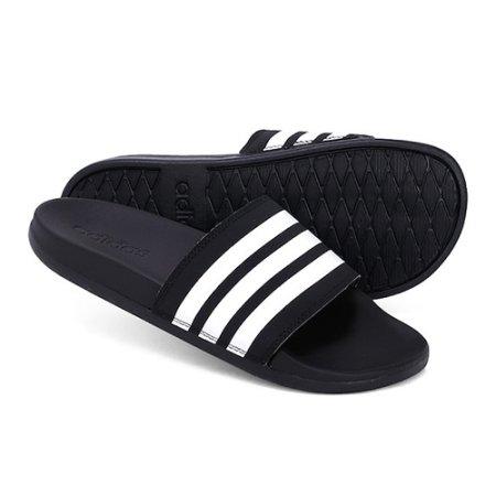 Adidas ADILETTE COMFORT CBLACK / FTWWHT / CBLACK, AP9971 | 12