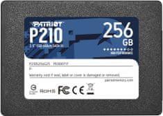 """Patriot P210, 2,5"""" - 256GB"""