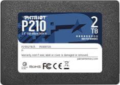 """Patriot P210, 2,5"""" - 2TB"""